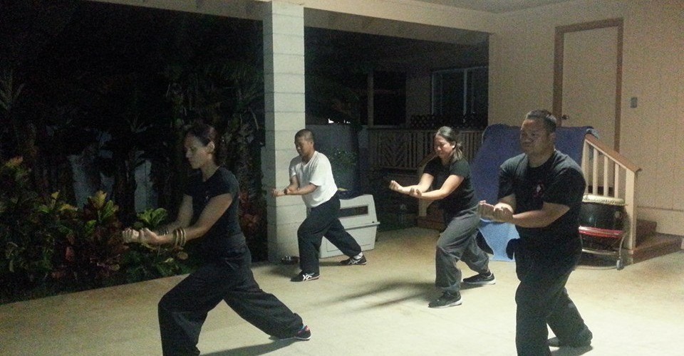 Kung Fu school Hawaii